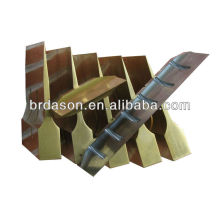 20KHz Series BRANSON Ultrasonic Cutting Blade For Rubber