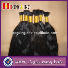 Indian Human Hair Unprocessed Remy Express Hair Bulk
