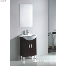 550CC MDF bathroom cabinet,Mahogany bathroom furniture