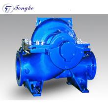 Pompe centrifuge horizontale à double aspiration pour projets hydrauliques