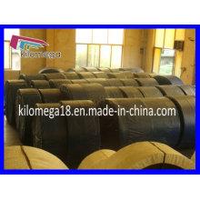 Exportation de bande de conveyeur en caoutchouc au monde