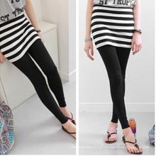 Mulheres de alta qualidade skinny stripe leggings (sr8227)