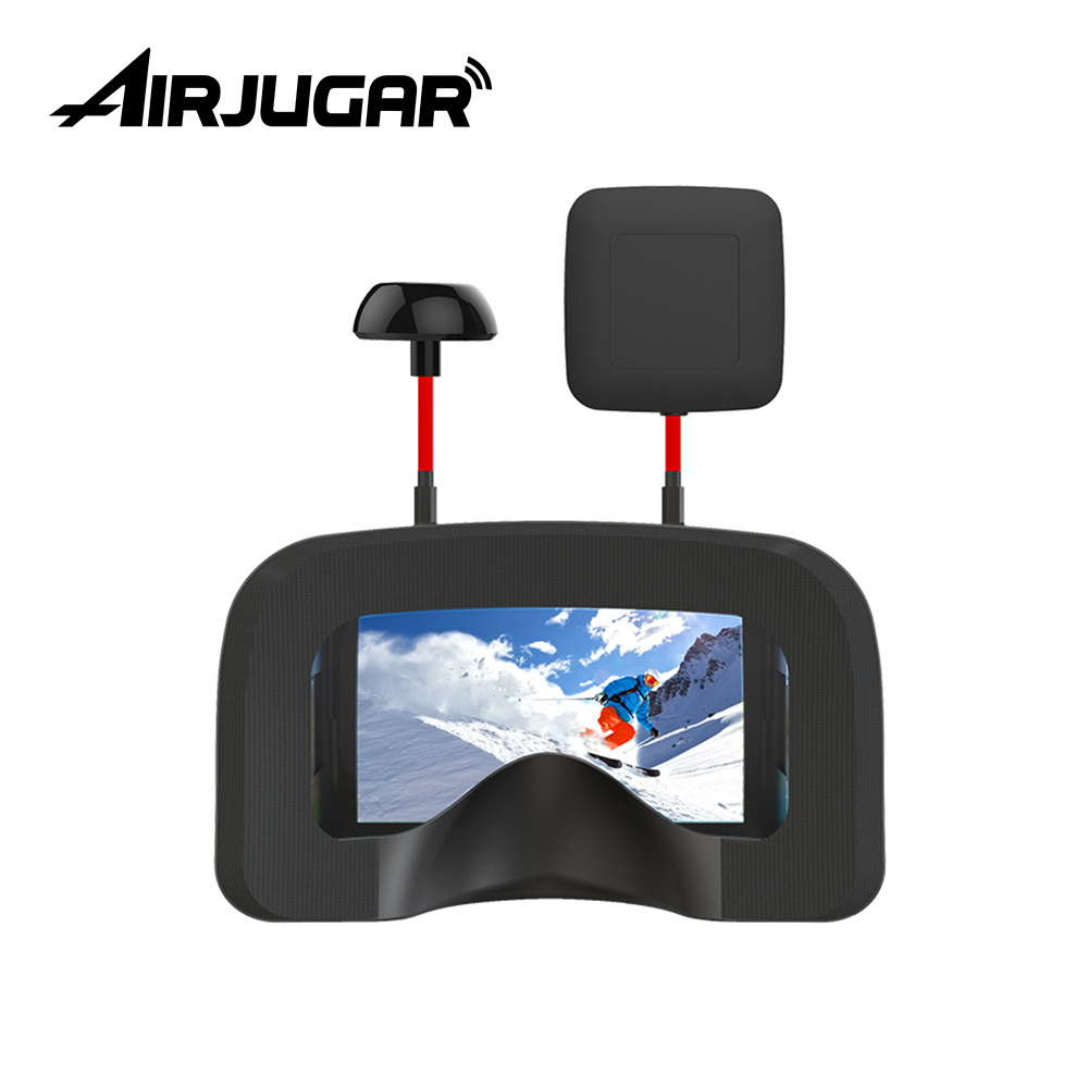 Goggle With 5inch Display