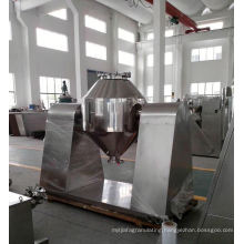 2017 W series double tapered mixer, SS cute blender, horizontal seed mixer