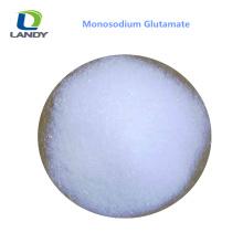 Fabricante de qualidade superior Fornecimento de glutamato monossódico MSG 99%