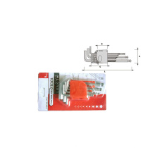 Kugelkopf Inbusschlüssel 7-teilig / Standardlänge