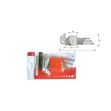 Tête à bille Allen Key 7-Piece / Longueur standard