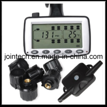 Tire Pressure Monitoring GPS Monitoring System