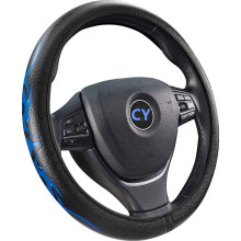 Printing pu leather steering wheel covers