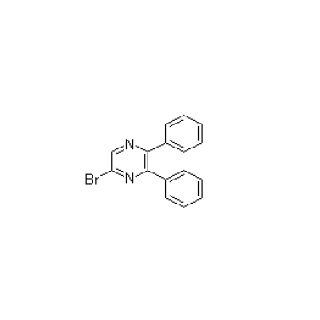 Hot Sale 2-Bromo-5,6-Diphenylpyrazine CAS 243472-70-0