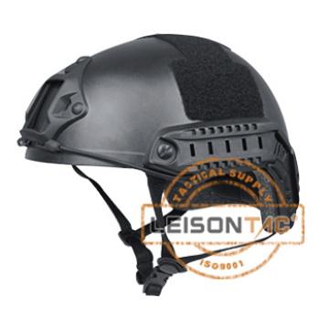Reinforced Plastic Tactical Helmet