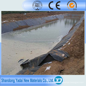 Thickness 3.0mm EPDM Liner Geomembrane HDPE for HDPE Pond Liner