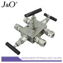 3valve Manifolds Stainless Steel Instrumentation Valve Manifold