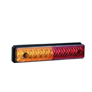 LED Truck Bumpers Indicator Stop Tail Lamps Bar