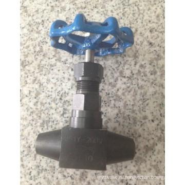 Игольчатый клапан (J23H-160P)