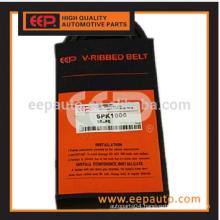 V-Ribbed Belt for Mazda Capella 626GC 5PK1000 KL70-15-908 Auto Parts