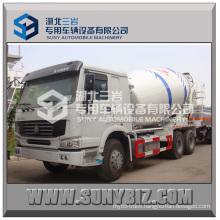 Sinotruck HOWO 6X4 12m3 Cement Concrete Mixer Truck