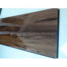 Hermoso piso de vinilo de PVC de 5.0 mm con sistema de clic