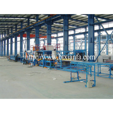 EPS Sandwich Panel Making Machine
