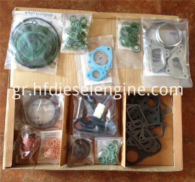 ?413 engine overhaul gasket set