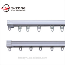 high quality pvc curtain track rail for slide curtains