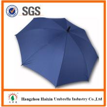 100% Polyester Auto Open and Close Stick Umbrella Factory