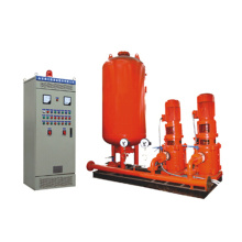 Qf Series Protection contre l'incendie Air Pressure Water Supply Equipment Sanlian / Kubota
