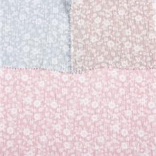 Commerce de gros tricot crêpe rayonne tissu imprimé textile