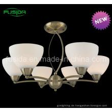 Qualitäts-neue antike Glas-hängende Lampe / Kronleuchter (X-8102/6)