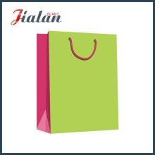 Zwei Farbdruck Einkaufstasche