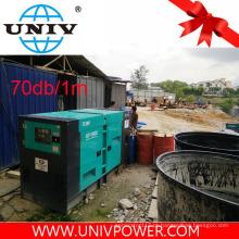 100kw chinês Yto motor silencioso diesel gerador