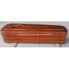 Quadratischen Stil Sarg für Beerdigung Produkte