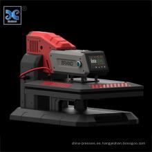 2017 Máquina de prensa de calor completamente automática Auto completamente nueva para la camiseta