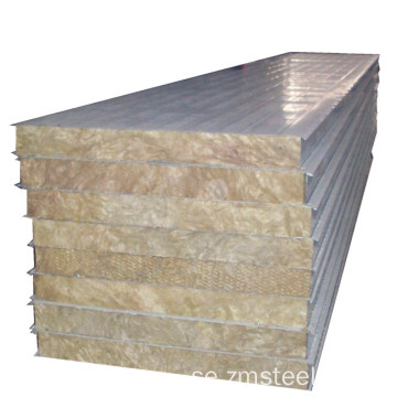 Hangar Från Sandwich Panel