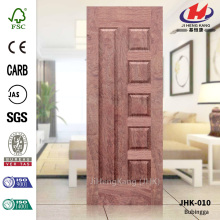 Hotel Veneer Rosewood Interior Wood Door Sheet