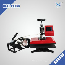 Factory Price Combo T shirt/mugs/Plate Heat Press Machine