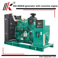 10MW DIESEL GENERATOR WITH 3-PHASE DYNAMO ENGINES CUM 500KVA GENSET