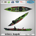 Single Fishing Kayak with Pedals