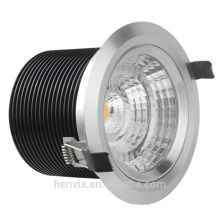 dimmable recessed led downlight, high lumen led crystal downlights