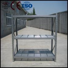 Support de palette sélective d'entrepôt bon marché d'usine de la Chine