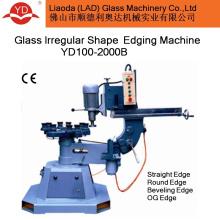 (YD100-2000-B) Fabrication de verre de forme irrégulière Edging Machine