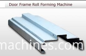 Door And Window Frame Machine