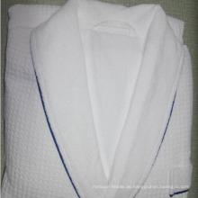 Schalkragen Bademantel für Hotel / Heimgebrauch (DPF10130)