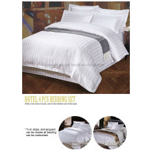 100% Cotton Bedsheet Hotel Bedding Set