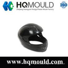 Molde de injeção de capacete de moto de plástico