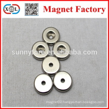 N38 round strong magnet handle for industrial application