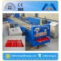 Automatic HC38 Trapezoidal Steel Profile Roofing Sheet Making Machine
