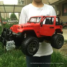 R / C Wrangler Jeep Modelos, modelo de coche eléctrico