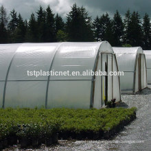 blow molding film blue/greenhouse film, woven greenhouse film with high quality