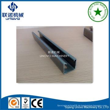 41x41slotted steel unistrut und strut channel